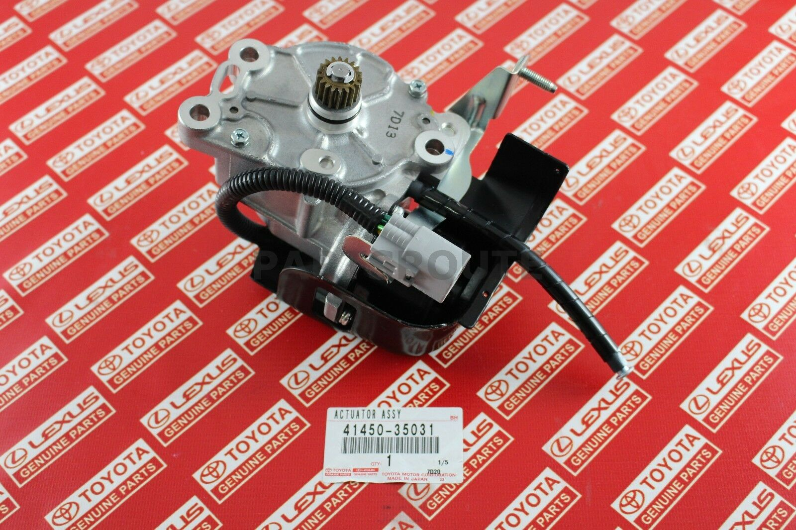 hight resolution of toyota hilux 4runner fj cruiser oem rear differential lock actuator 1 of 5 see more toyota sienna rear differential support