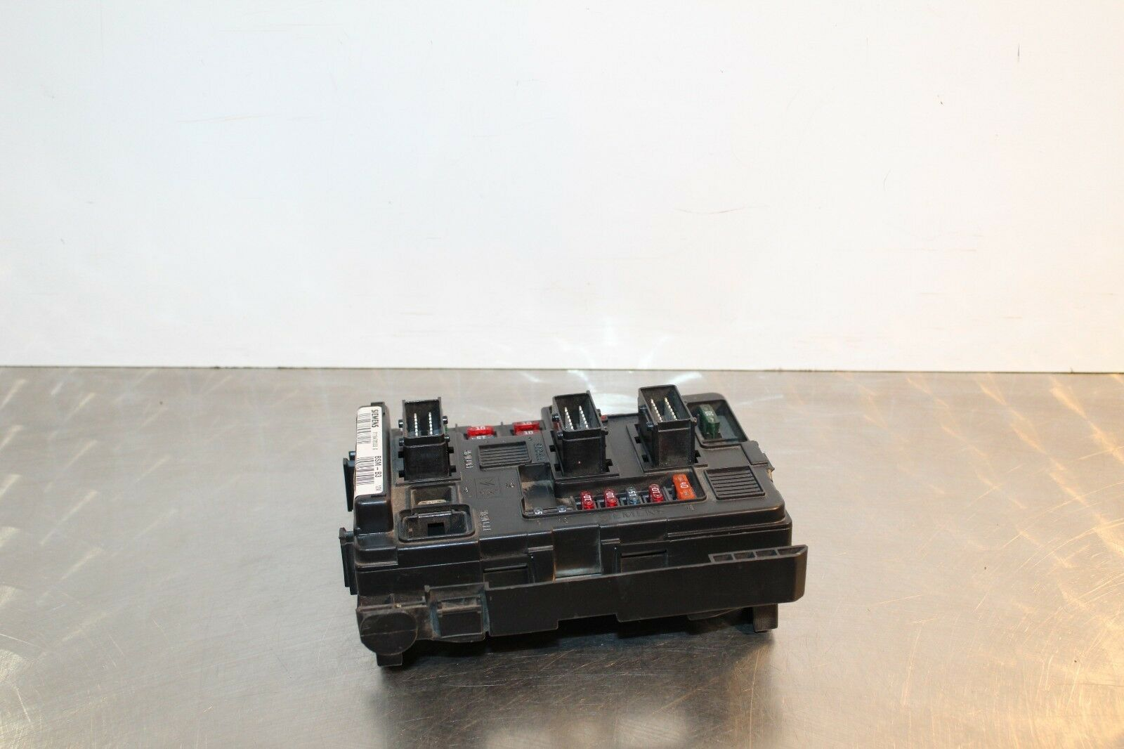 hight resolution of 2003 citroen c5 2 2 hdi bsm fuse box 9643498880 1 of 11 see more
