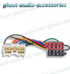 mitsubishi carisma 95 iso radio stereo harness adapter wiring connector 1 of 1free shipping  [ 1000 x 1000 Pixel ]