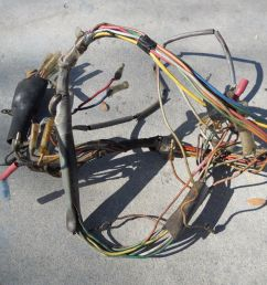 1971 honda ct90 1004 wiring harness 1 of 2only 1 available  [ 1600 x 1200 Pixel ]