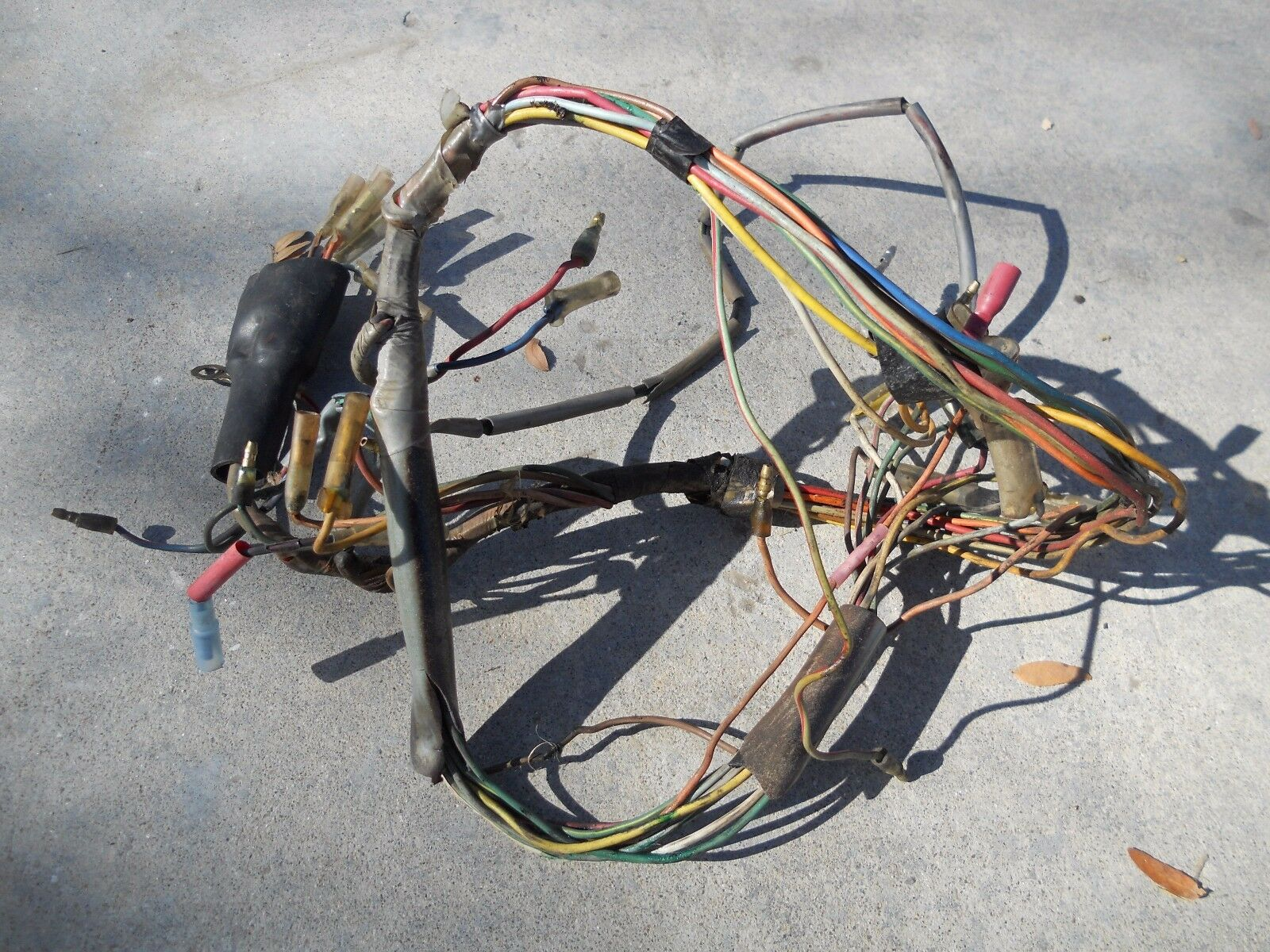 hight resolution of 1971 honda ct90 1004 wiring harness 1 of 2only 1 available