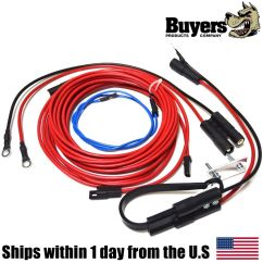 Western 1000 Salt Spreader Wiring Diagram Bypass Relay Harness Library