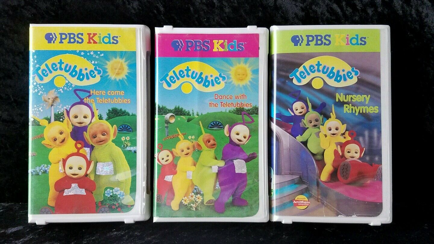 Teletubbies Here Come The Teletubbies Dvd Ebay