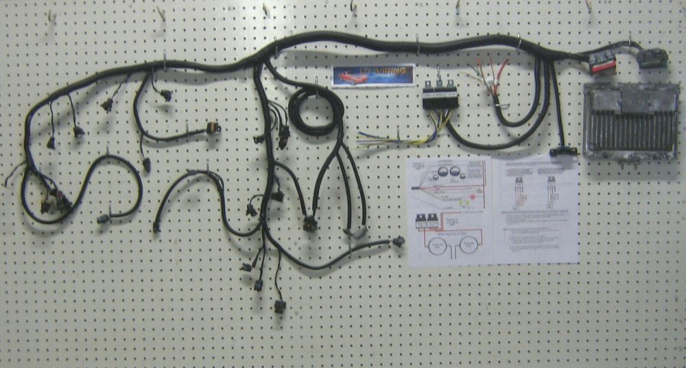 medium resolution of lt1 engine wiring harness diagram wiring library lt1 ignition diagram 95 lt1 wiring harness