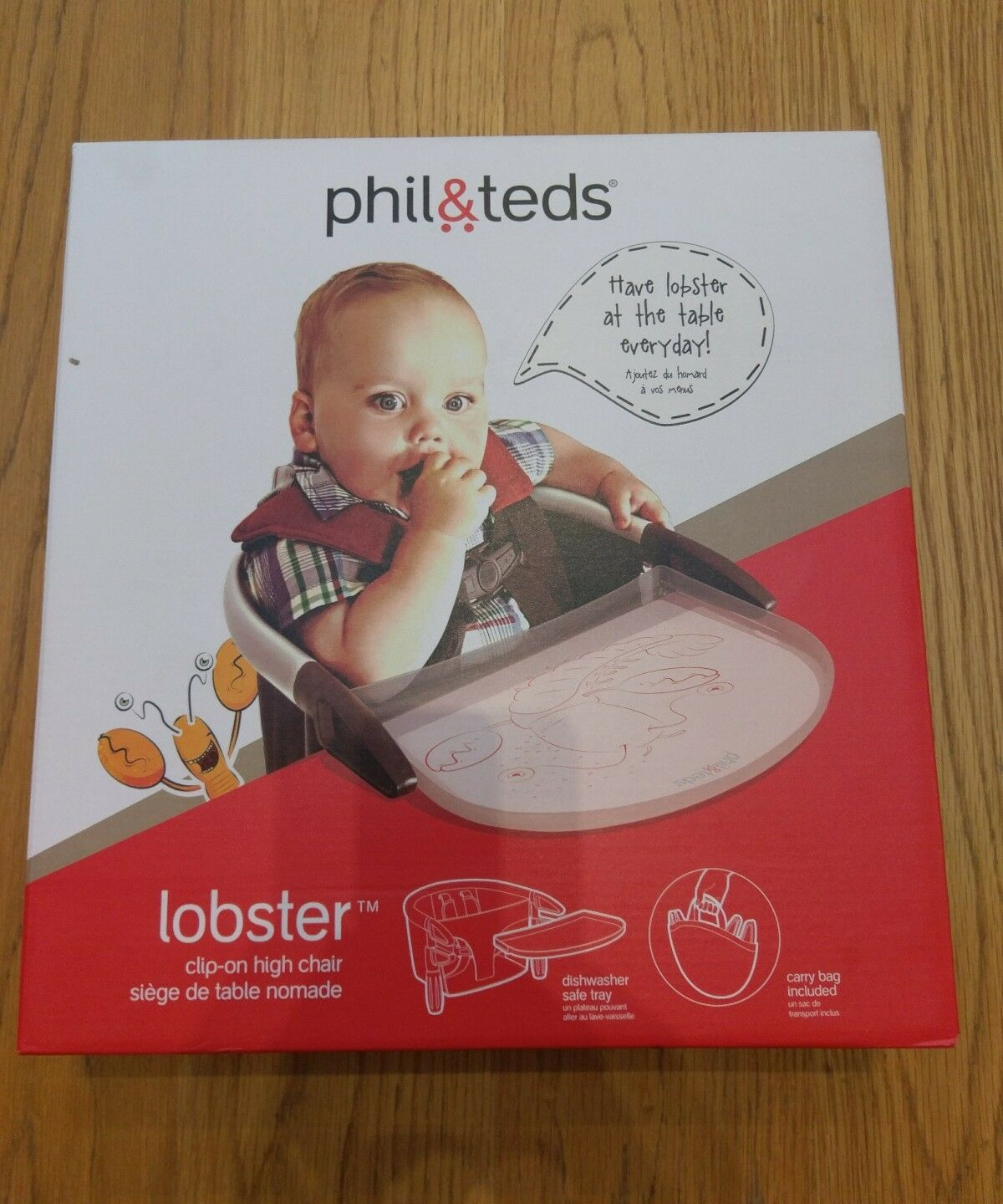 phil and ted lobster chair recall used captains chairs for sale teds portable baby high seat black