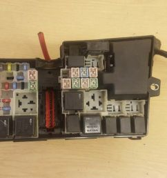 volvo s40 v50 fuse relay box 8688040 1 of 3only 1 available see more [ 1600 x 900 Pixel ]