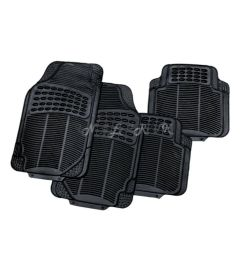 ford s max 06 on heavy duty universal rubber car floor mats 5pc carpets floor  [ 1505 x 1600 Pixel ]