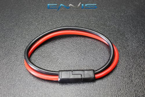 small resolution of  1 10 gauge quick disconnect 2 pin 10 lead polarized wire harness aqk 12 10bg 1 of 4free shipping