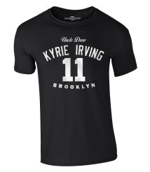 4accd8e5 Uncle Drew T-shirt 11 Kyrie Irving Basketball Boston
