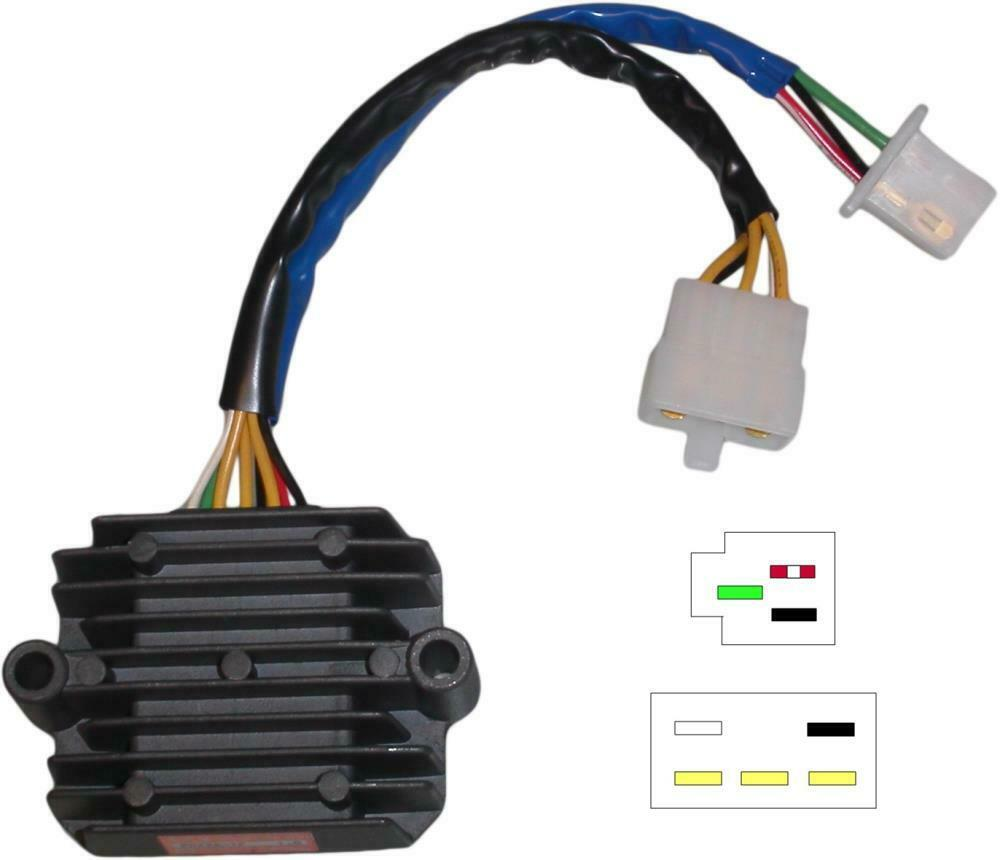 cb400 vtec wiring diagram for a light switch and outlet honda regulator rectifier library