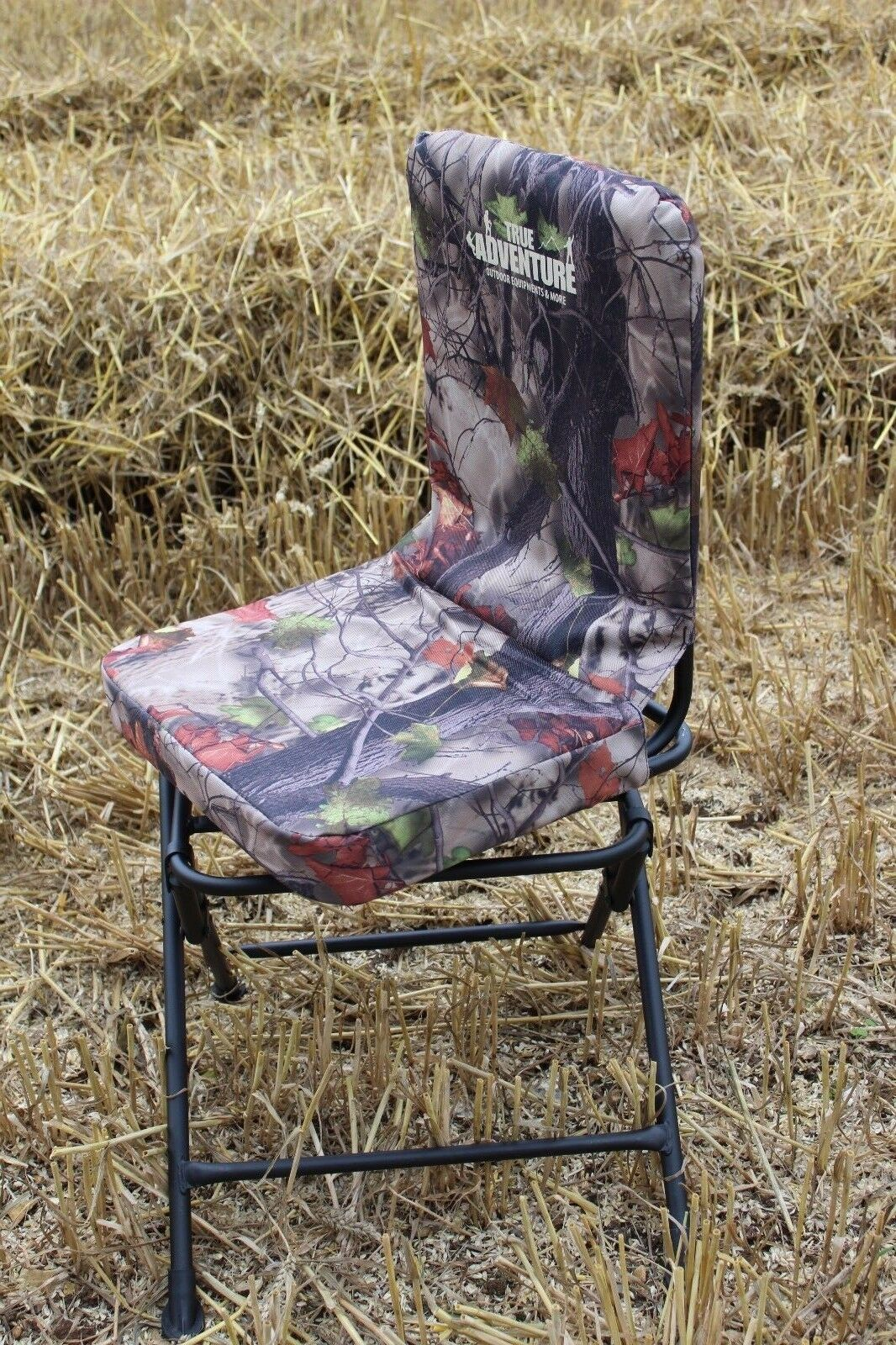 swivel hunting chairs mongolian fur chair sturdy camouflage 360 seat pigeon shooting