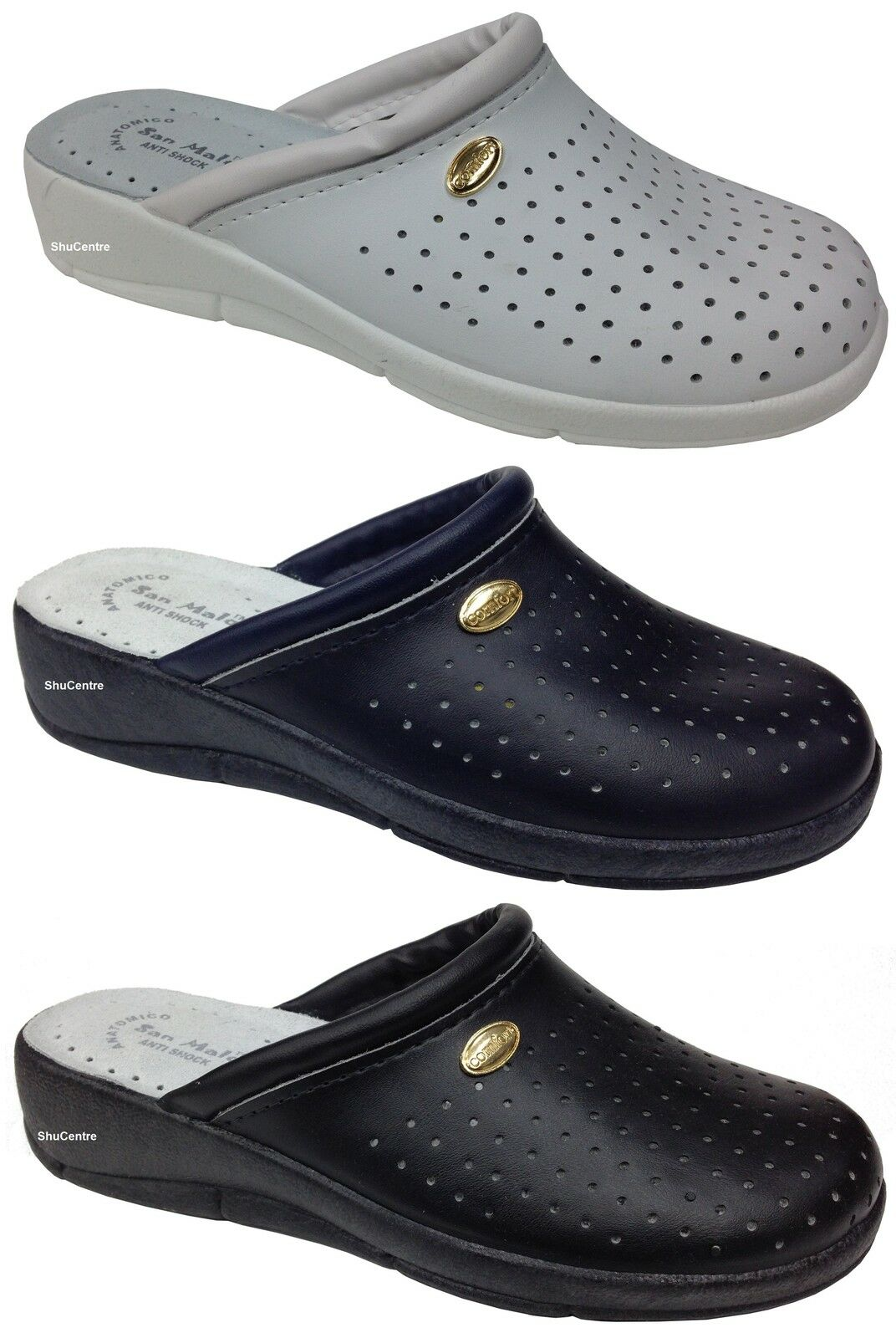shoes for kitchen workers pre owned cabinets sale dek womens leather nursing mule clogs ladies