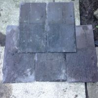 Reclaimed Welsh roof slates tiles roofing materials  0 ...