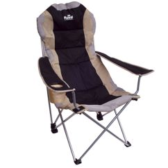 Black Padded Folding Chairs Chair Covers For Wedding Hire Royal Adjustable Beige 3