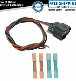 delphi fa10003 fuel pump wiring harness connector oval plug for chevy gmc new 1 of 5only 1 available  [ 1200 x 1200 Pixel ]