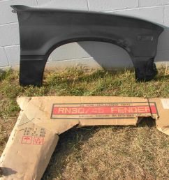 82 83 toyota 2wd truck nos rh fender 1 of 5only 1 available  [ 1600 x 1200 Pixel ]