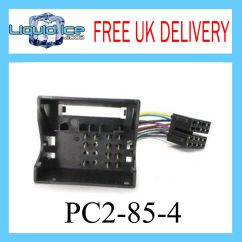Corsa D Stereo Wiring Diagram Volume Control Pc2 85 4 Vauxhall 2004 Onwards Iso Harness