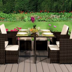 Rattan Garden Chairs Only Uk Office Chair Quikr Delhi Cube Furniture Set Sofa Table Outdoor