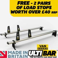 Vauxhall Combo Roof Rack 2001-2012 2x Roof Bars Van Guard ...