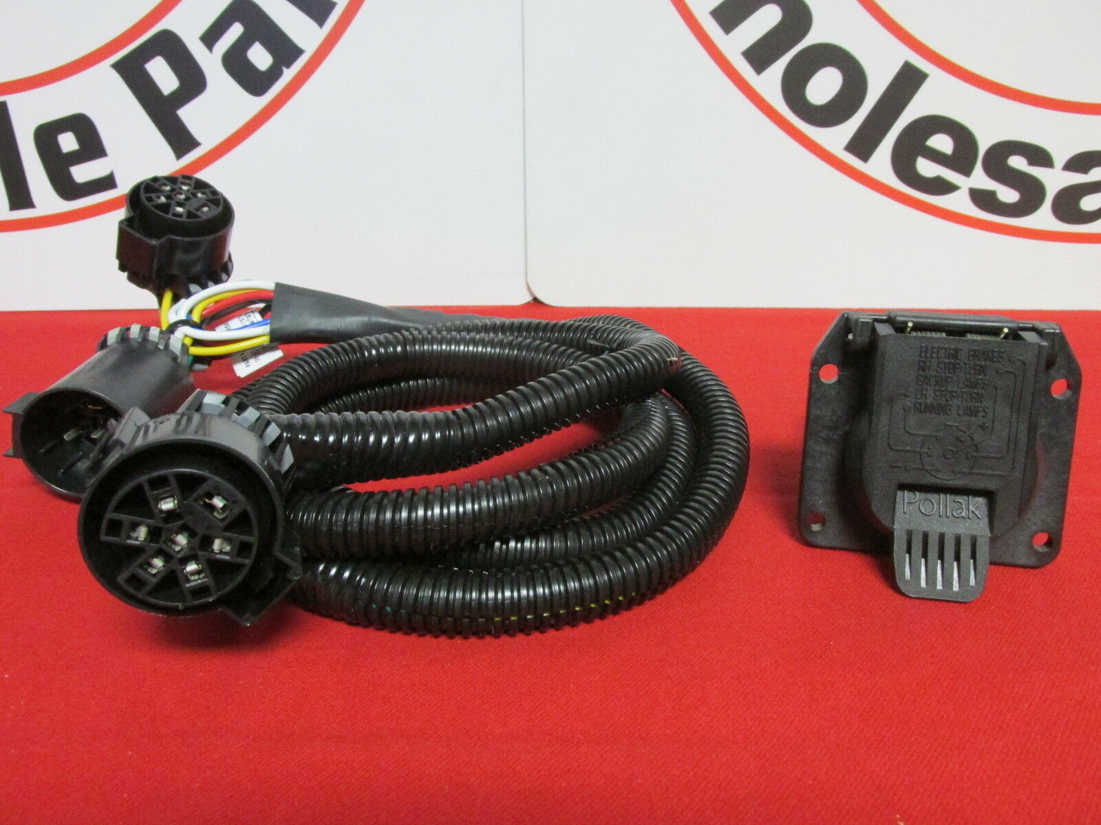 hight resolution of dodge ram 2500 3500 5th wheel gooseneck in bed wiring harness kit new oem mopar