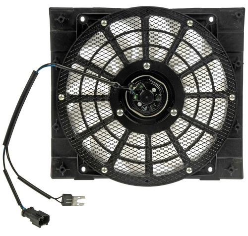 small resolution of condenser fan assembly dorman 620 5601 fits 94 08 isuzu npr 99 08 1 of 2 see more