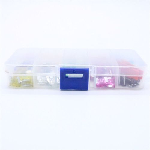 small resolution of 100pcs assorted car truck mini low profile fuse puller micro blade set kit joyfu 3 3 of 9
