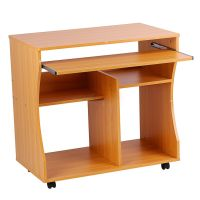 COMPUTER Desk MDF Board Home Office PC Table Work Station ...