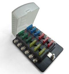 universal fuse box wiring diagram pass universal fuse box with relay universal 12 way automotive  [ 1600 x 1600 Pixel ]