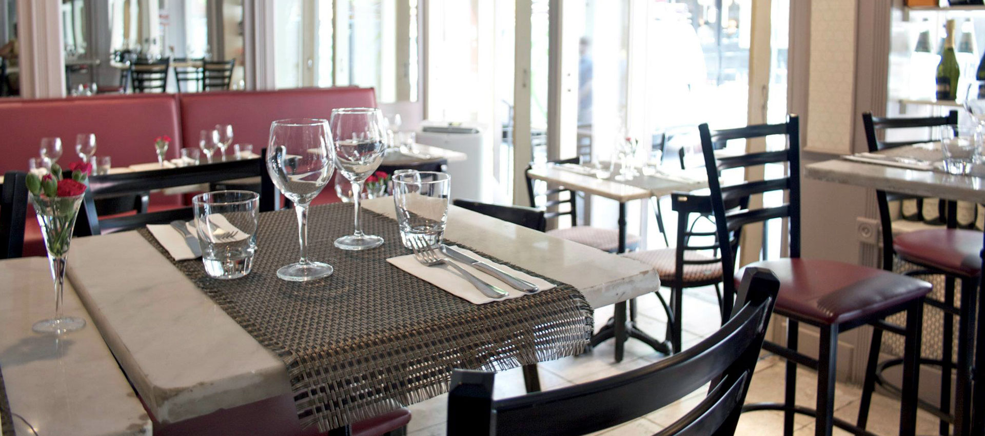 Piccola Cucina Enoteca  Wine bar Prince Street New York