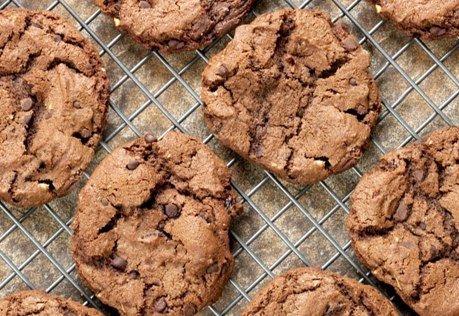 Chewy cookies senza glutine
