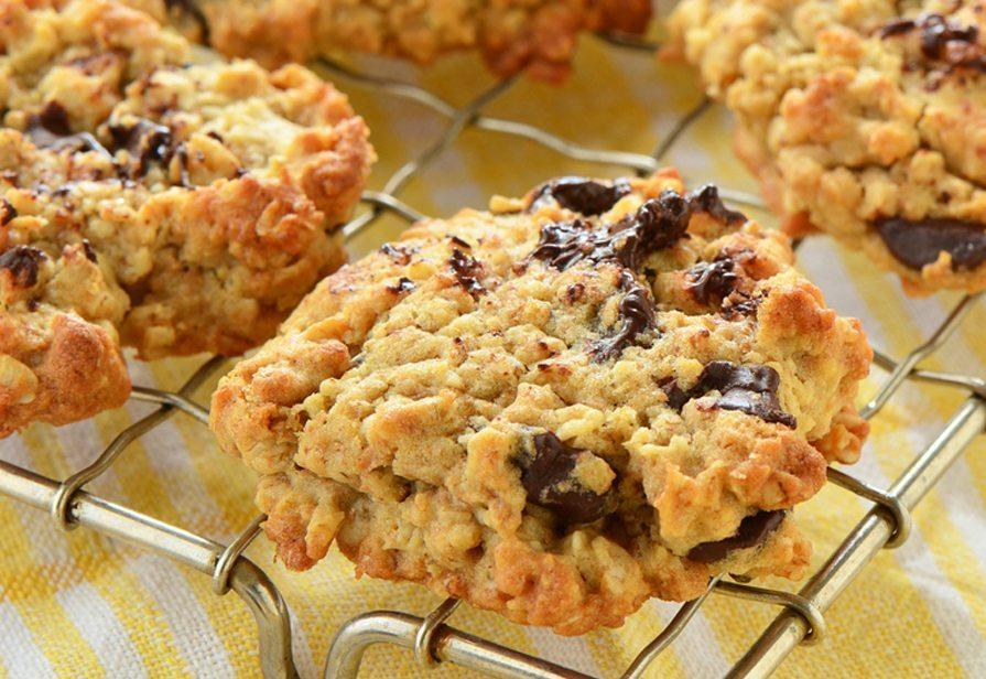 Biscotti croccanti gusto e benessere