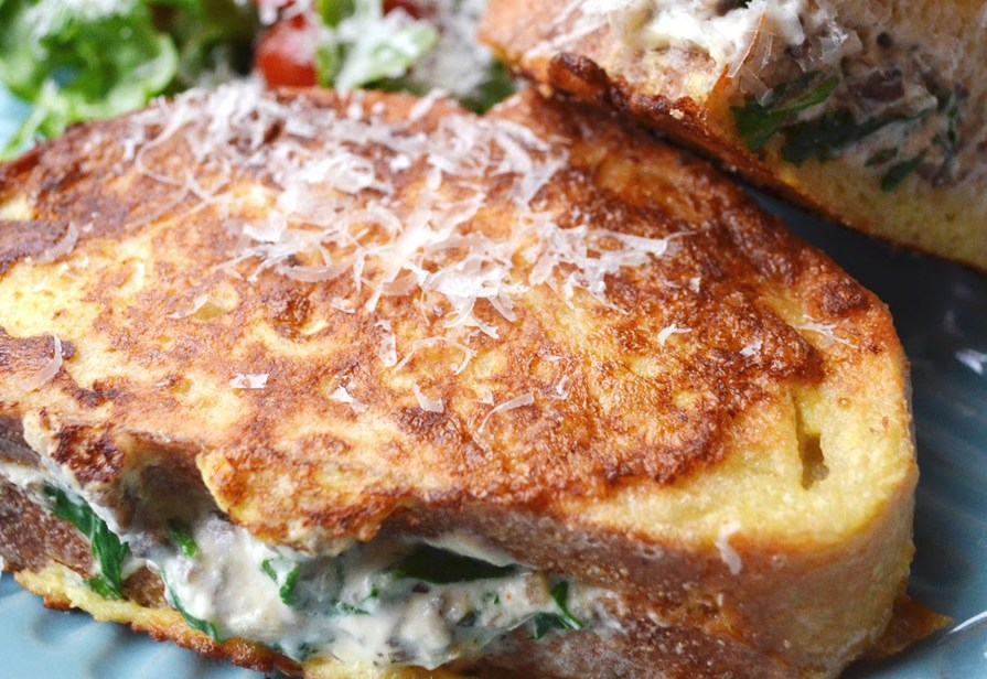 French toast di lucry