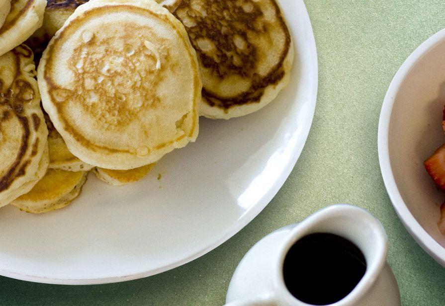 Pancake di riso