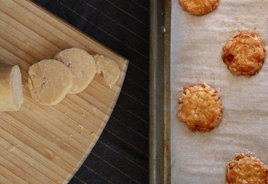 Biscotti di Nana al formaggio
