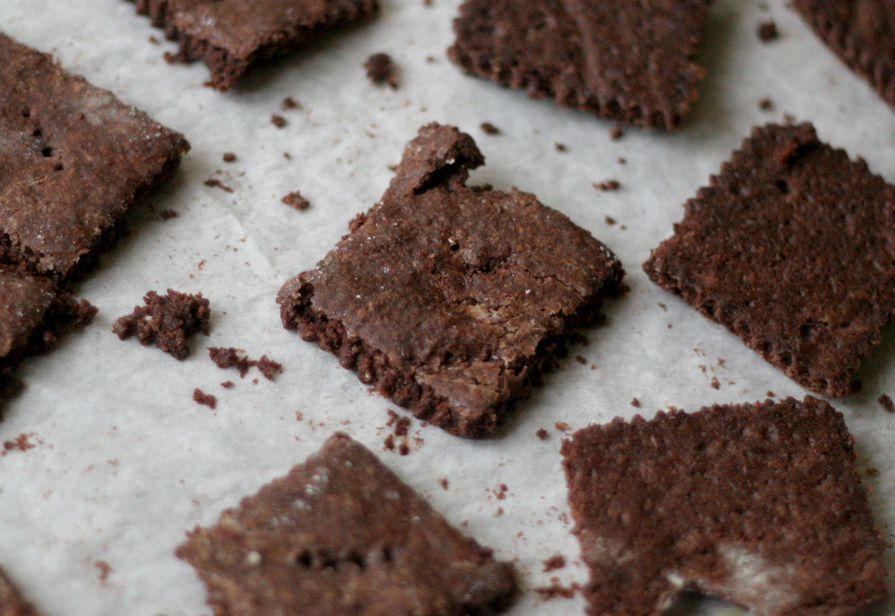 Mattonelle al cacao