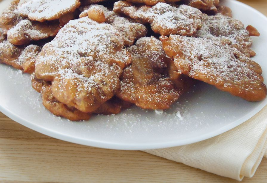 Frittelle di castagne