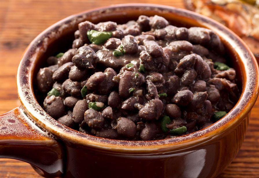 Ricetta Fagioli neri alla cubana - La ricetta di Piccole Ricette