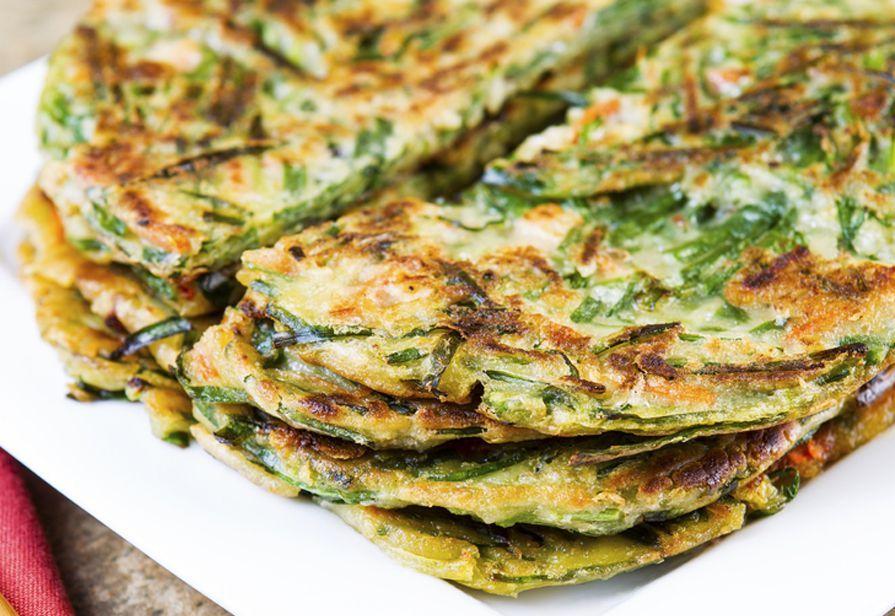 Pancake coreano