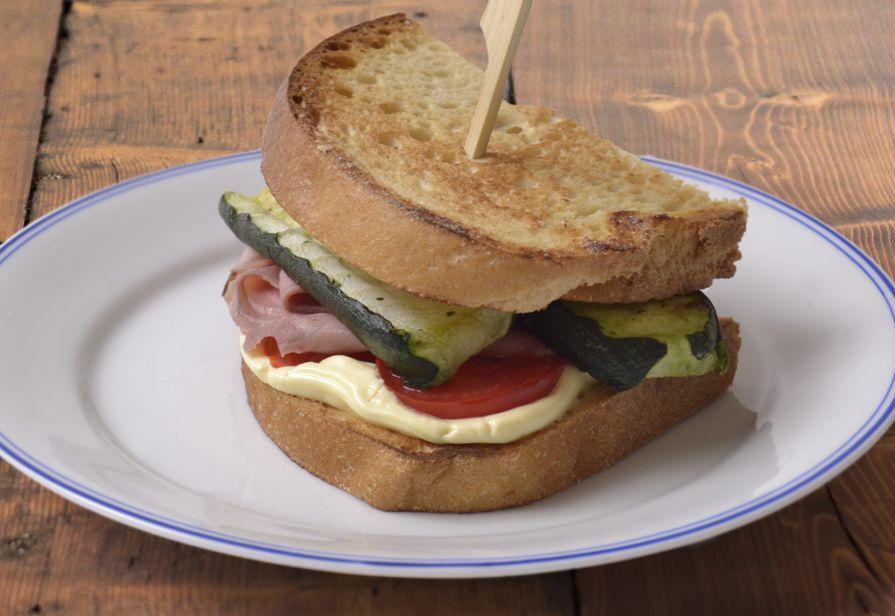 Carosone Sandwich