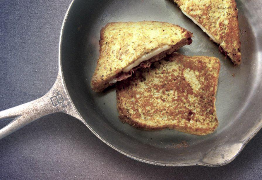 Toast alla Mac