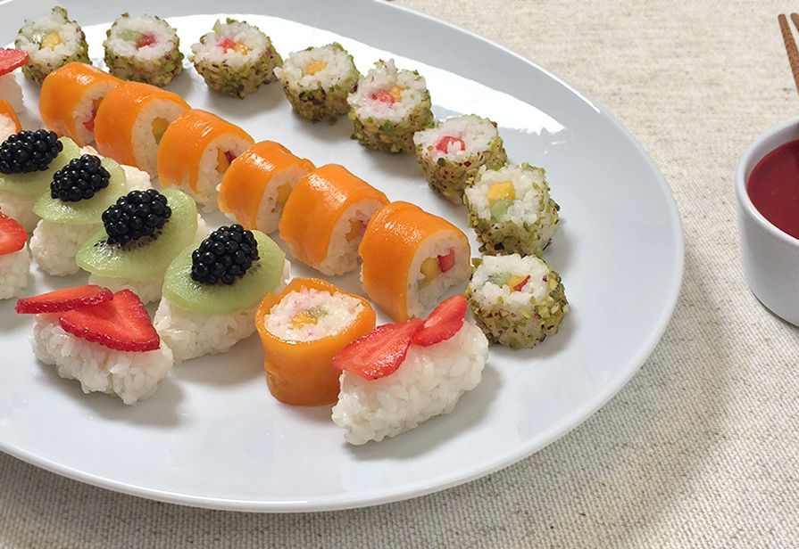 Sushi dolce