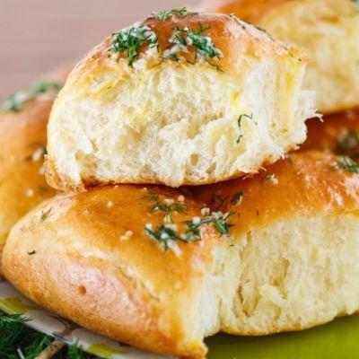 Panini all'aglio