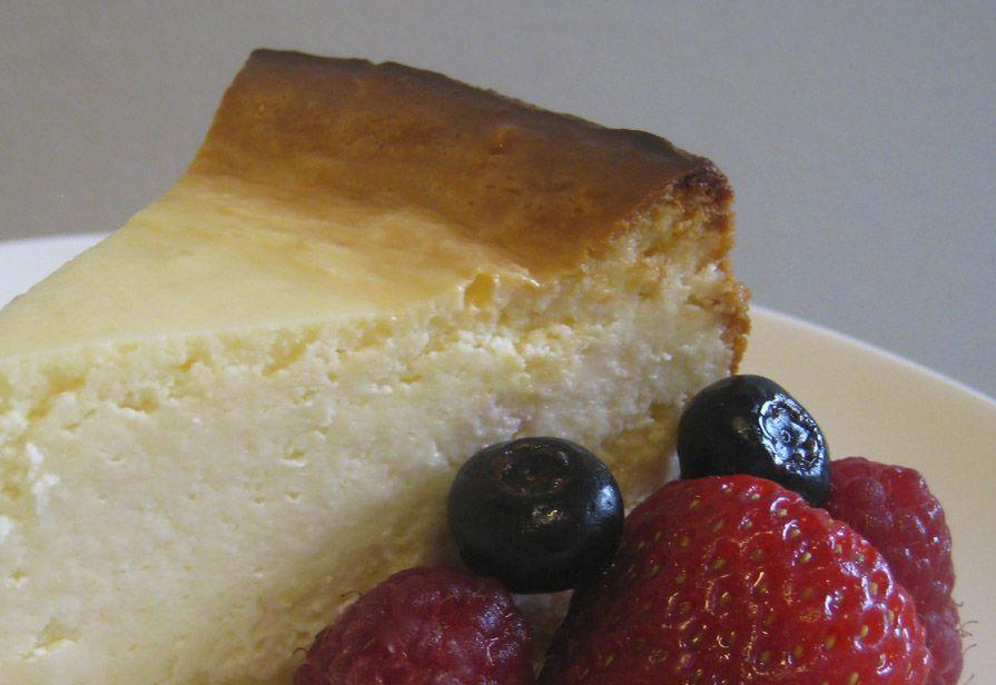 Cheesecake Philadelphia e ricotta