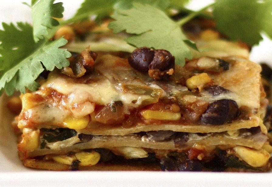 Lasagna alla messicana