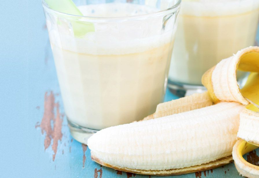 Smoothie alla banana