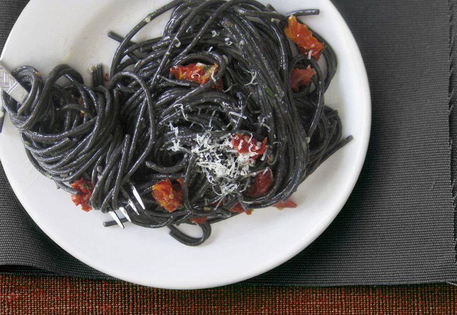 Spaghetti di Halloween