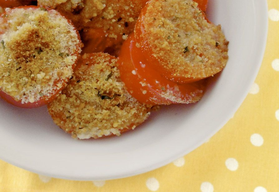 Pomodori gratin alla Kate