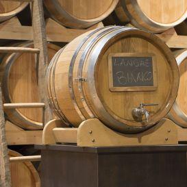 Le botti di vino