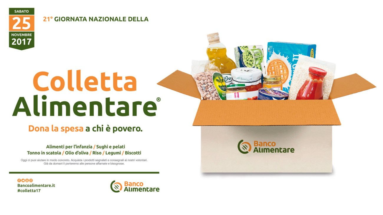 Colletta Alimentare 2017
