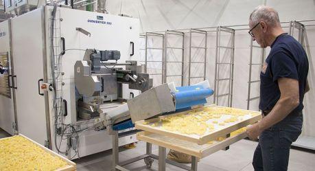 Produzione Pasta DiMartino